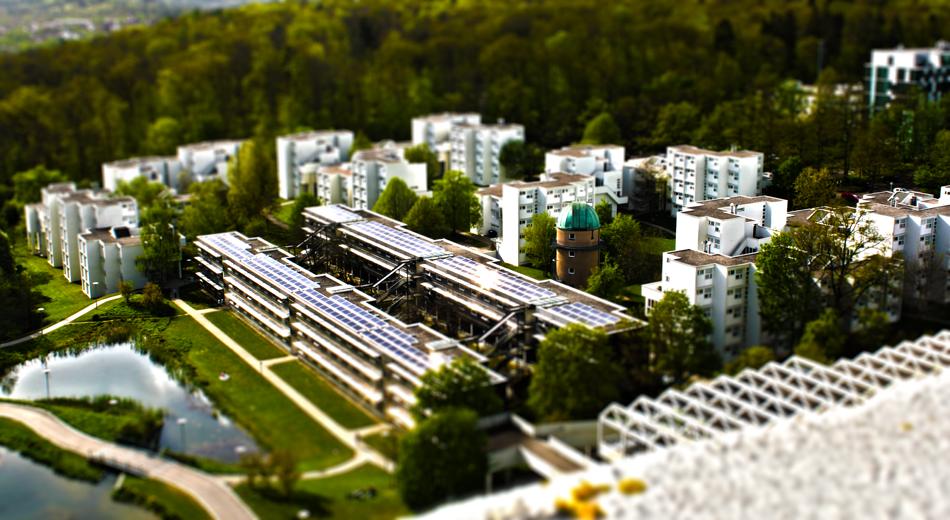 Studentenwohnheim Pfaffenhof 1 & 2